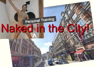 the gay personal trainer naked in London