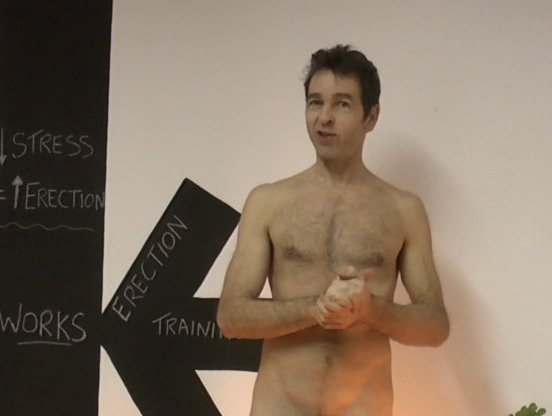 the gay personal trainer naked in the nude